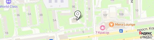 SitesMake на карте Королёва