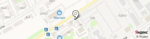 MixCafe на карте Растуново