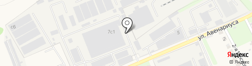 Гидросфера на карте Домодедово