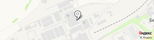 Mydverka.ru на карте Домодедово