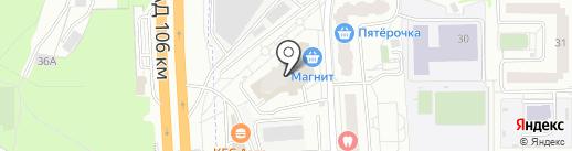 АИС на карте Балашихи