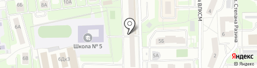 Участковый пункт полиции на карте Королёва