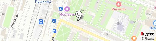 Tele2 на карте Пушкино