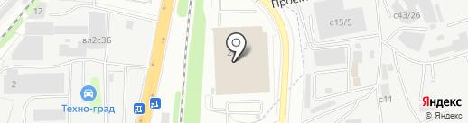 КОНВЕНТ на карте Дзержинского