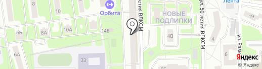 О`кей на карте Королёва