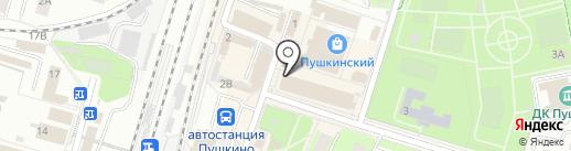 Baden Shoes на карте Пушкино