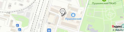 Tip top на карте Пушкино