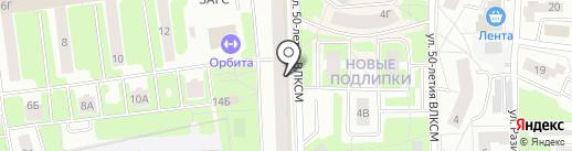 Tattlers на карте Королёва