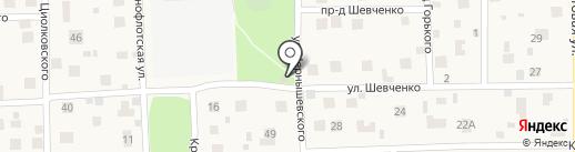 У Ирины на карте Пушкино