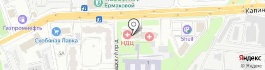 Экспресс-Т.М.М. на карте Королёва