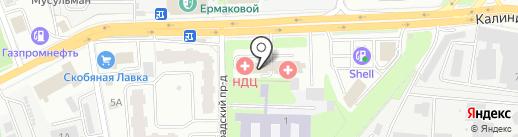 Патриот на карте Королёва
