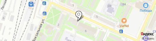 ГлобусТур на карте Пушкино