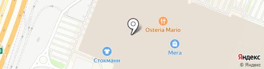 Logibox на карте Котельников