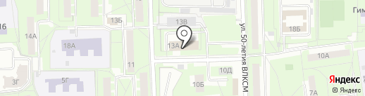 PickPoint на карте Королёва