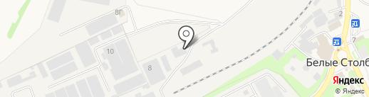 Фильтр на карте Домодедово