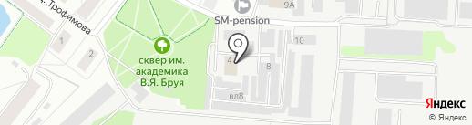Монза на карте Королёва