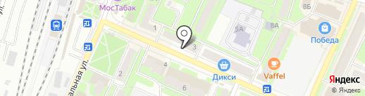 Sкупка на карте Пушкино
