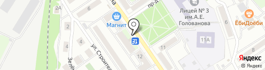 Изюминка на карте Дзержинского