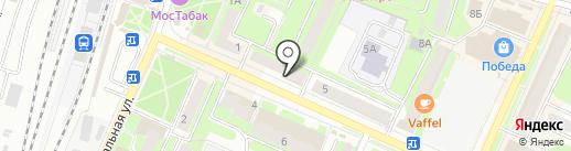 Сила Мысли на карте Пушкино