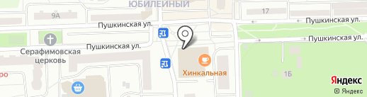 Арт-Текстиль на карте Королёва
