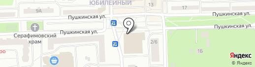 Росгосстрах, ПАО на карте Королёва