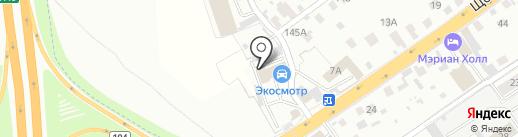 TopUpAuto на карте Балашихи