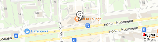 Missia_M на карте Королёва