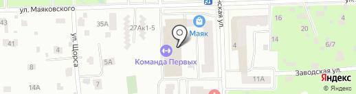 Эко Строй Град на карте Юбилейного