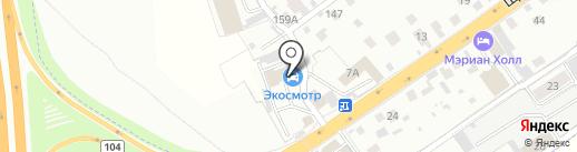 Рефкарготранс на карте Балашихи