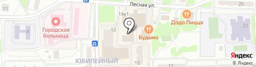 СТС ТУР на карте Королёва