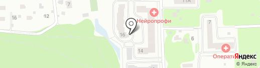 Градъ Плюс на карте Королёва