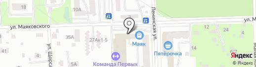 Climat на карте Королёва