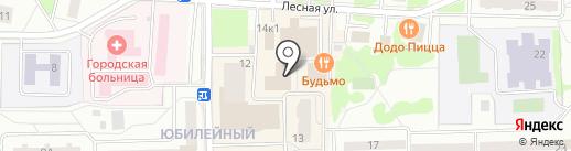 Магазин женской одежды на карте Королёва