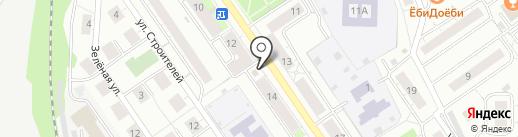 Пивной Дом на карте Дзержинского