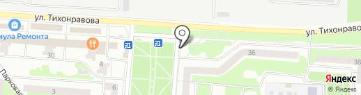 Муниципальный центр печати на карте Королёва