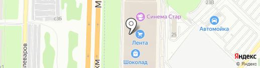 PlayLab на карте Реутова
