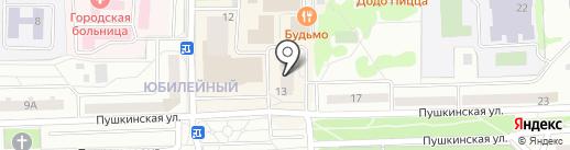 Zamki03 на карте Юбилейного