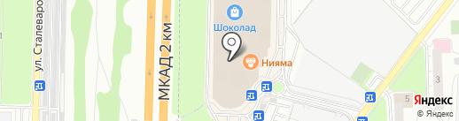 ELEGANZZA на карте Реутова