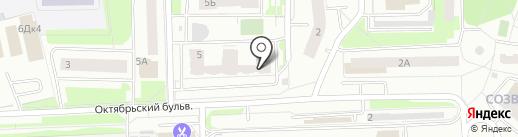 ГлавВрач на карте Королёва