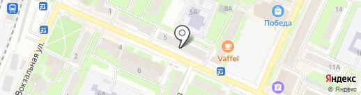 Багетная мастерская на Московском проспекте на карте Пушкино