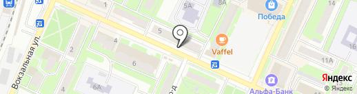 Пушкино Инфо на карте Пушкино