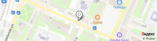 Samsung на карте Пушкино