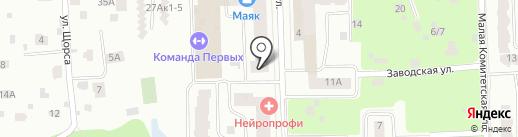 Мини на карте Королёва