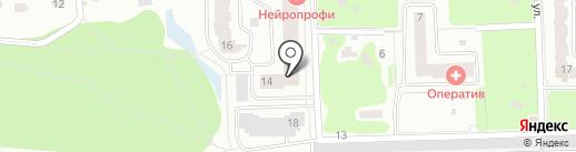 Домовой на карте Королёва