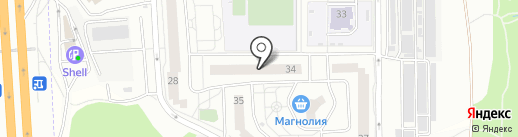 Магазин хозяйственных товаров на карте Балашихи