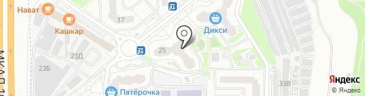Fresh на карте Балашихи