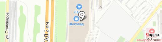 Арт-Сервис на карте Реутова