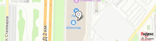 DNS на карте Реутова