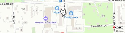 Danceland на карте Королёва