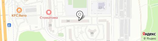Сим-Сим на карте Балашихи